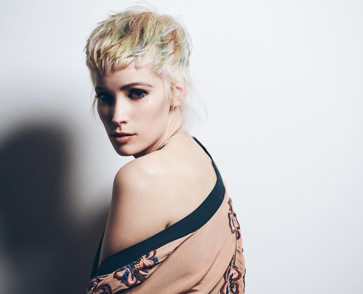 JeanLuc Paris. Collection ALLURE 2018. Model: Jenny. Fotograf: Mario Naegler.