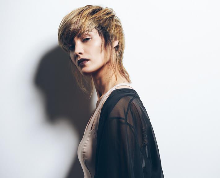 JeanLuc Paris. Collection ALLURE 2018. Model: Kyra. Fotograf: Mario Naegler.